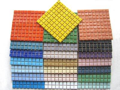 Mosaic 10mm tiles